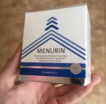 Купить Менурин в Самаре